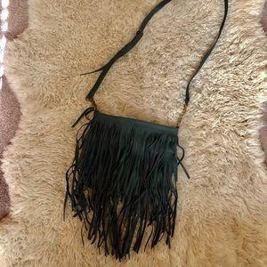 BP fringe purse